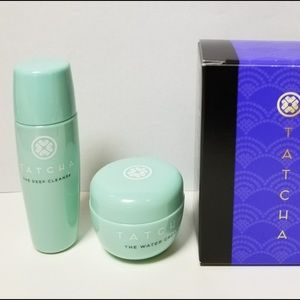 TATCHA The Deep Cleanse+Water Cream Moisturizer